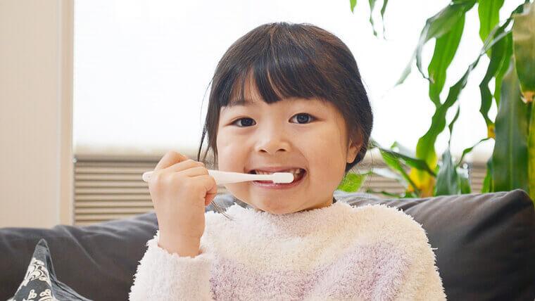 子どもの虫歯予防